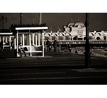 southsea pier Photographic Print