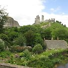 Corfe (1), Dorset, England by MagsWilliamson