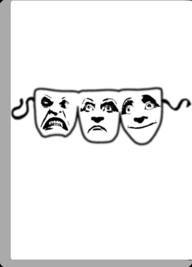 Smiler Masks by ofthebaltic