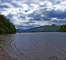 Derwentwater View by Tom Gomez