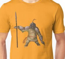 Battle sloth Unisex T-Shirt