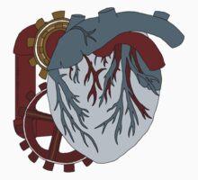 Clockwork Heart by Matimoo