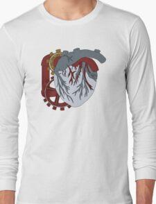 Clockwork Heart Long Sleeve T-Shirt