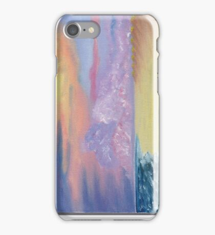 Pamlico Sound Dune Sunset iPhone Case/Skin