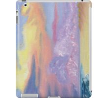 Pamlico Sound Dune Sunset iPad Case/Skin