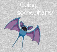 Zubat - Going Somewhere? One Piece - Long Sleeve