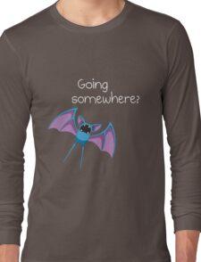 Zubat - Going Somewhere? Long Sleeve T-Shirt