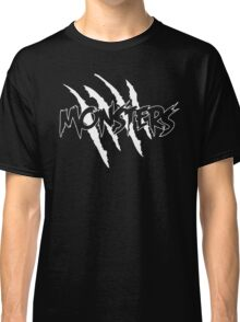 MONSTERS MERCHANDISE Classic T-Shirt
