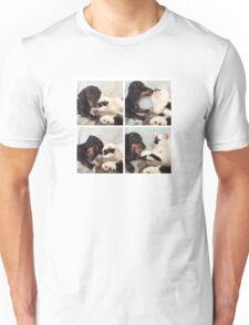 Friends Furrever - Dachshund Sausage Dog Unisex T-Shirt