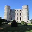 Lulworth Castle, Dorset, England by MagsWilliamson