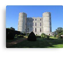 Lulworth Castle, Dorset, England Canvas Print