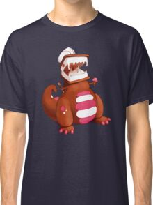 Ice Cream Dinosaur Classic T-Shirt