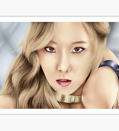 SNSD Taeyeon Sticker