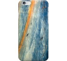 iPhone Cover - Rusted blue iPhone Case/Skin