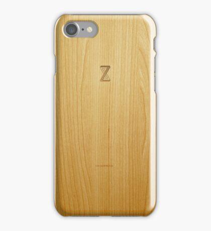 Honey wood iPhone Case/Skin