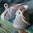 Baby's shoes by Ignasi Martín