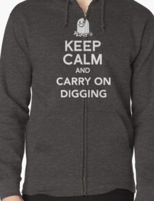 Diglett - Keep Calm and Carry on Digging T-Shirt