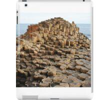 Chaussée des géants iPad Case/Skin