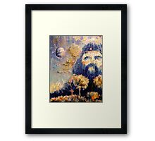 messiah Framed Print