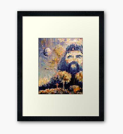 messiah Framed Print