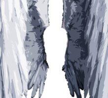 Uber - Believe Wings hoodie Sticker