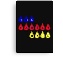 The Family Rain Logo Canvas Print