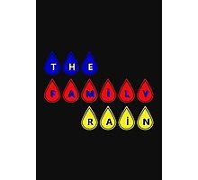 The Family Rain Logo Photographic Print