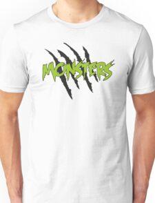 MONSTERS MERCHANDISE ORIGINAL GREEN Unisex T-Shirt