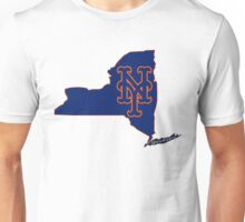 Mets Over Yankees Unisex T-Shirt