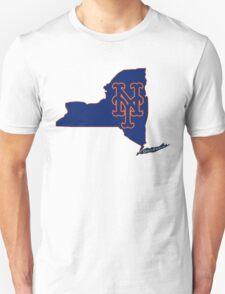 Mets Over Yankees T-Shirt