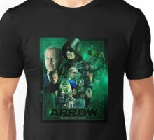 THE GREEN ARROW AWAKENS Unisex T-Shirt