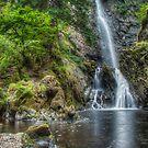 Plodda Falls by Fraser Ross