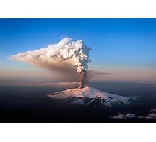 etna Photographic Print