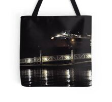 Marina Lights Tote Bag