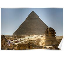 The wonders of Egypt Poster