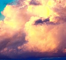 Caribbean Clouds by susan stone