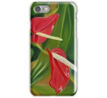Flower Hearts iPhone Case/Skin
