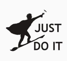 Harry Potter Just Do It by swayzeneesha