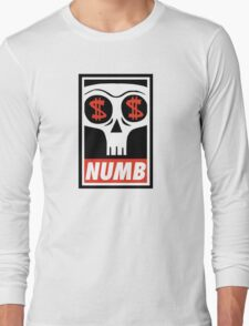 Obey the Numb$kull Long Sleeve T-Shirt