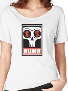Obey the Numb$kull Women's Relaxed Fit T-Shirt
