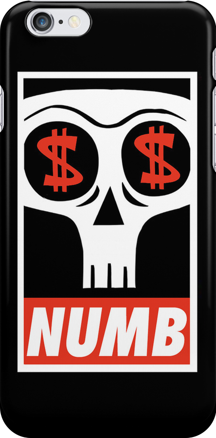 Obey the Numb$kull by mcnasty