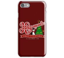 Tree Lighting Event iPhone Case/Skin