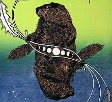 Groundhog Day by Una Scott