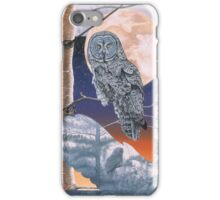 Grey Mists iPhone Case/Skin