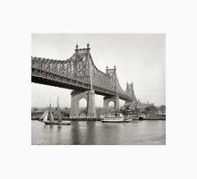 NYC Queensboro Bridge Photograph T-Shirt