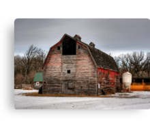 Wilkinson's Barn Canvas Print