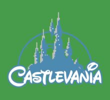 Castlevania Baby Tee