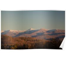 Craggy View Poster