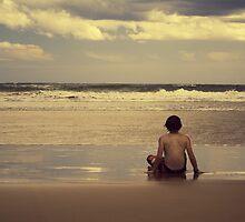 Watching the Waves by Linda Lees