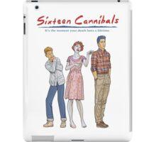 Sixteen Cannibals iPad Case/Skin